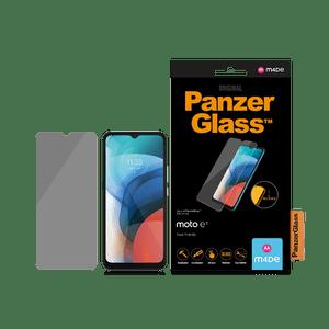 PanzerGlass™ Skærm Beskyttelse til Moto e7
